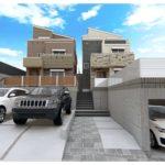 神戸市長田区上池田6丁目 新築住宅の画像