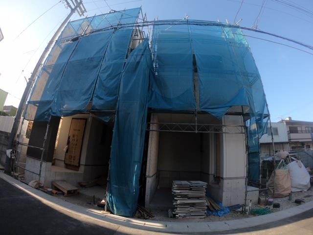 魚崎北町3丁目新築住宅2020年9月完成の画像