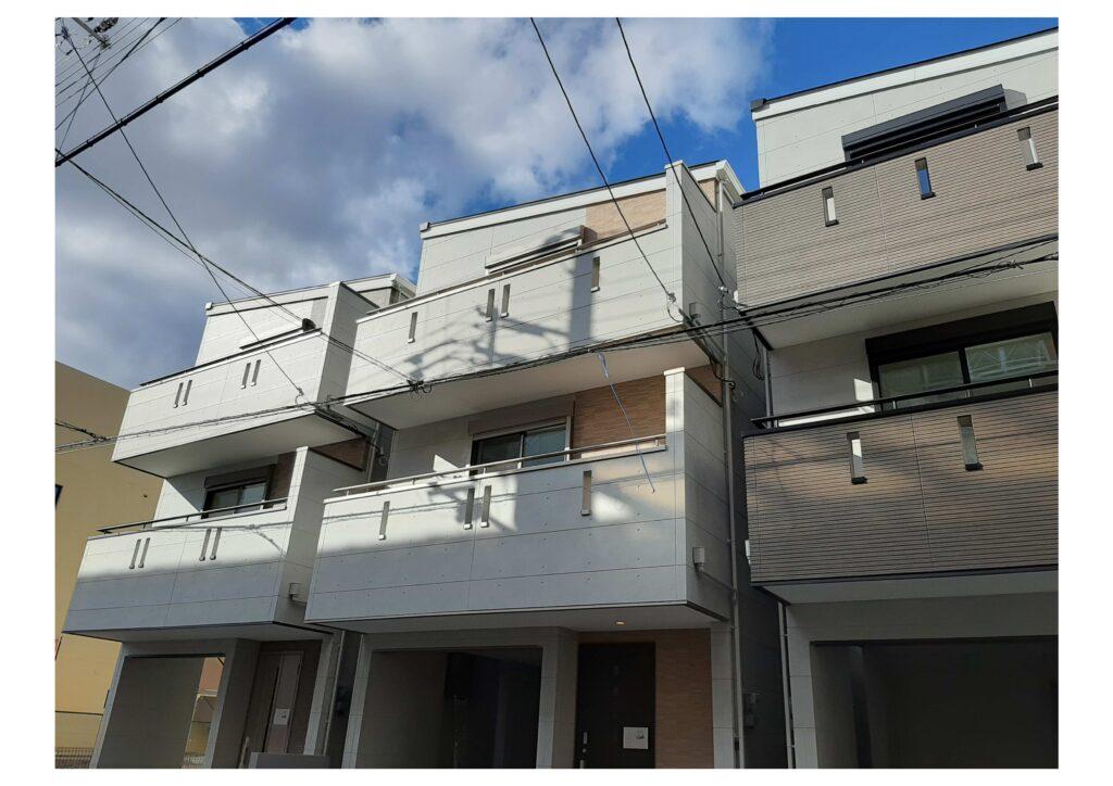 神戸市中央区熊内橋通 新築戸建全5区画の画像