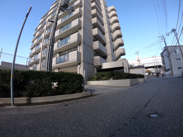 浜田町4丁目 中古マンションの画像