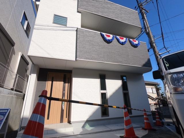 東山町 新築住宅の画像
